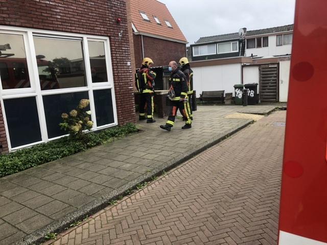P 1 BDH-03 Autom. brand OMS 's Heeren Loo Vooruitgangdreef SASSHM 161230