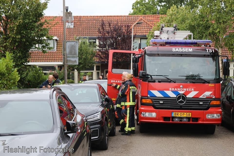 P 1 BDH-03 Gebouwbrand woning Berkenlaan SASSHM 161152 169191 161230 161430