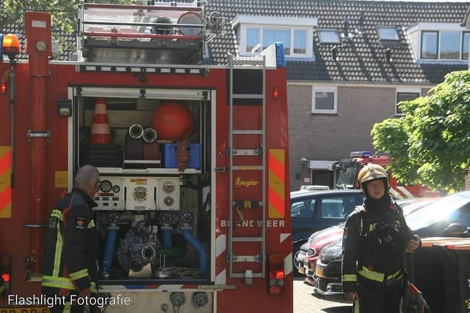 P 1 BDH-02 Gebouwbrand Ter Beek LISSE 164152 161230