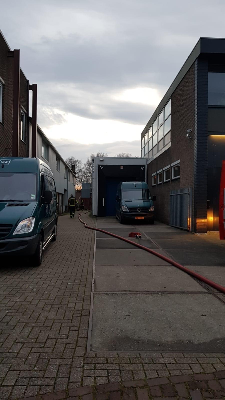 P 1 BDH-04 Gebouwbrand industrie Industriekade SASSHM 161152 161230