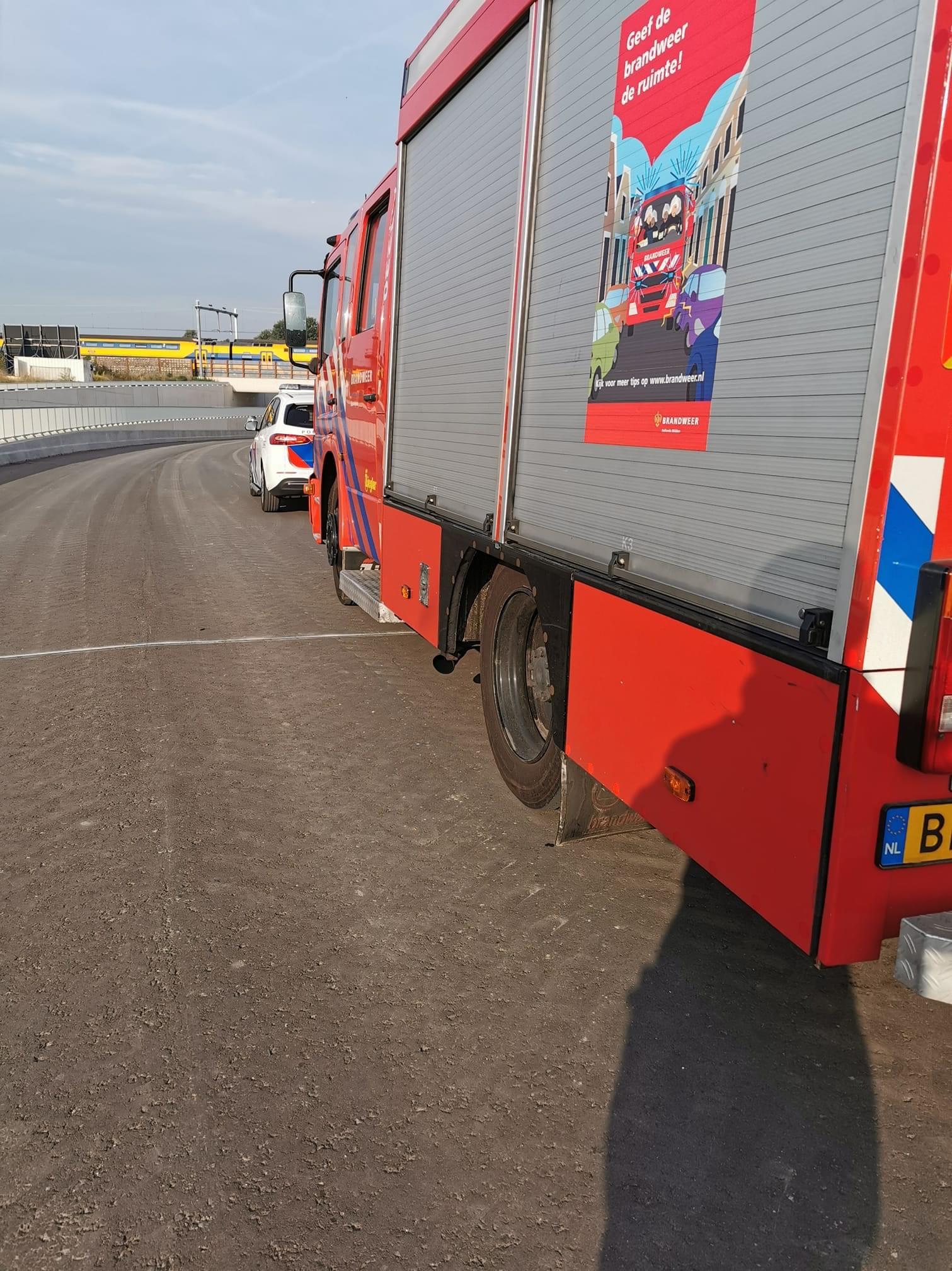 P 1 BDH-02 HV spoor letsel (Pass.trein) Hillegom - Voorhout 37,3 VOORHT 164272 164280 169191 161430 161230