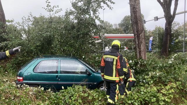 Prio 1 Afrit A44 Re - Noordwijkerhout 3 8,2 a SASSHM Ongeval wegvervoer letsel